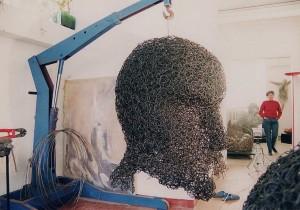 ARTIST'S ATELIER, Milan 1994
