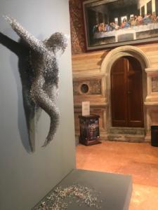 BASILICA SANTA MARIA DELLE GRAZIE - PICCOLA SACRESTIA DEL BRAMANTE, Milano 2019 - Anna Santinello