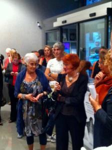 Anna's Crossing - Galleria Vecchiato Art Gallery - Padova - 2011