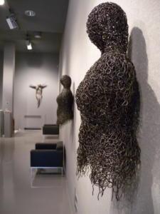 Anna's Crossing - Galleria Vecchiato Art Gallery - Padua - 2011