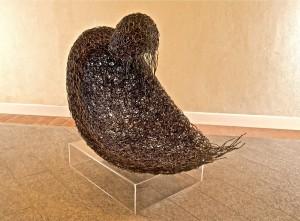 """Donna cigno"", 2012"